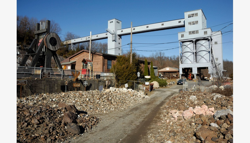 Sterling Hill Mining Museum