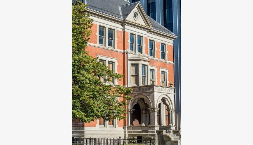Ballantine House At The Newark Museum  Journey Through Jersey